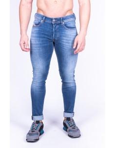 Jeans chiari uomo Sleenker...